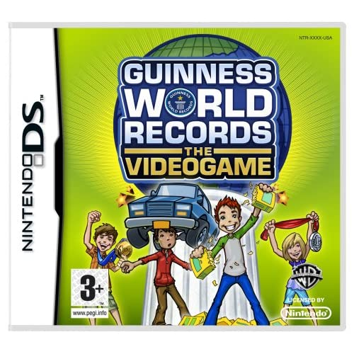Image 0 of Guinness World Records: The Videogame For Nintendo DS DSi 3DS 2DS