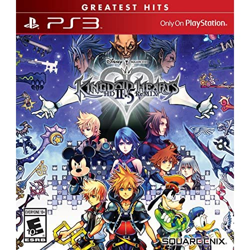 Image 0 of Kingdom Hearts HD 2.5 Remix For PlayStation 3 PS3 RPG