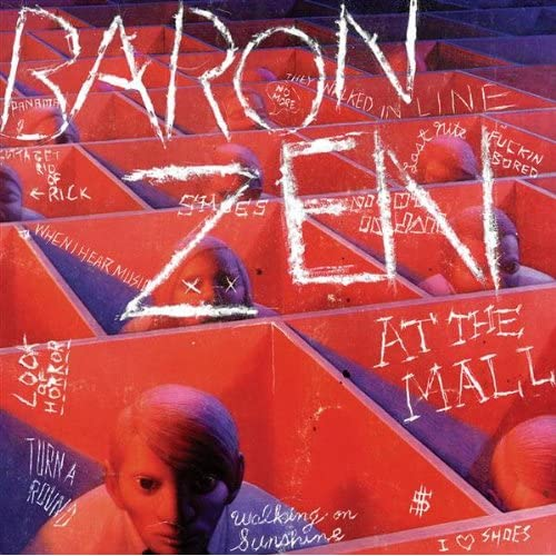 Image 0 of At The Mall By Baron Zen On Audio CD Album 2006