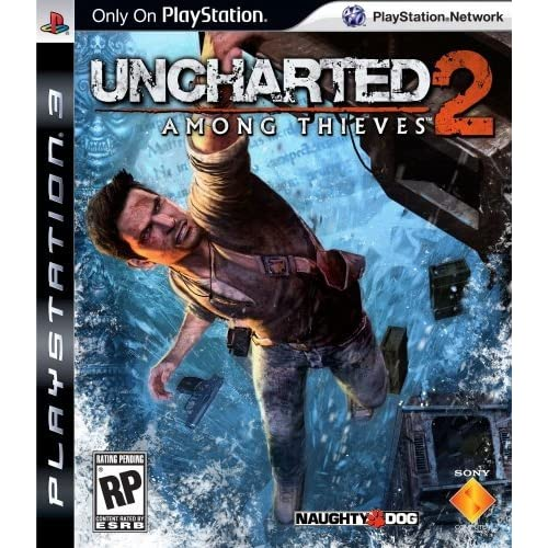Uncharted 2: Among Thieves For PlayStation 3 PS3