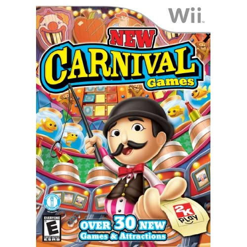 Image 0 of New Carnival Games For Wii