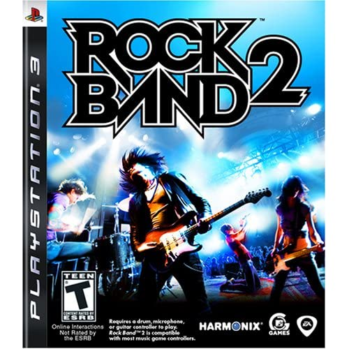 Image 0 of Rock Band 2 Game Only For PlayStation 3 PS3 Music