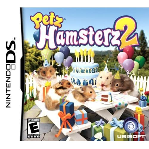 Image 0 of Petz Hamsterz 2 For Nintendo DS DSi 3DS 2DS
