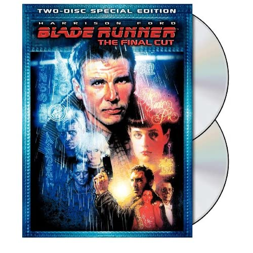Image 0 of Blade Runner The Final Cut On DVD With Harrison Ford Documentary