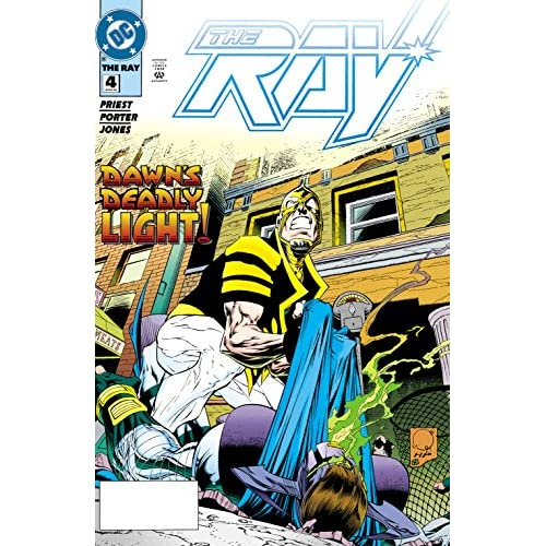 The Ray 1994- #4 Comic Book