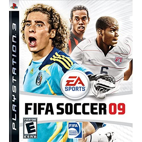 FIFA Soccer 09 For PlayStation 3 PS3