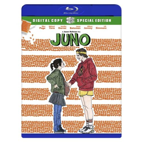 Image 0 of Juno Special Edition Blu-Ray On Blu-Ray With Michael Cera Comedy