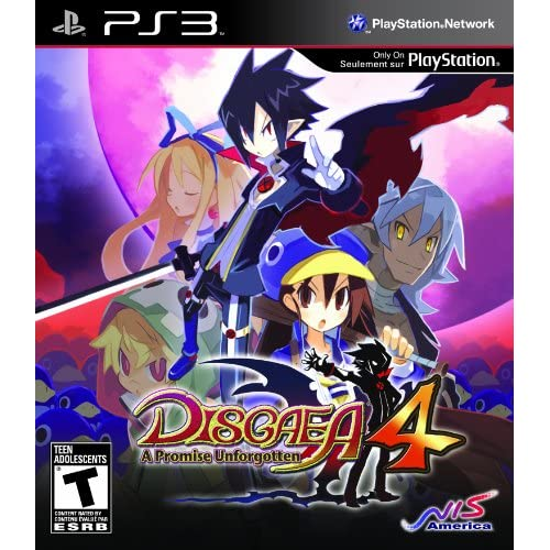 Image 0 of Disgaea 4: A Promise Unforgotten For PlayStation 3 PS3 RPG