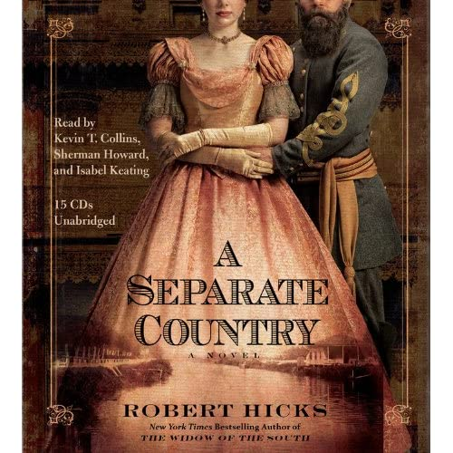 A Separate Country CD On Audiobook CD