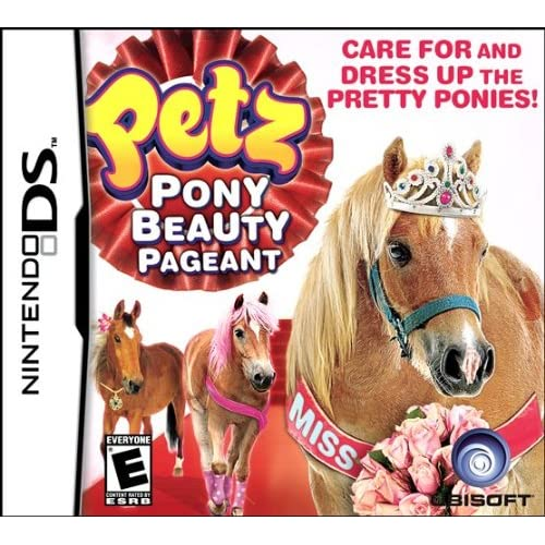 Image 0 of Petz Pony Beauty Pageant For Nintendo DS DSi 3DS 2DS