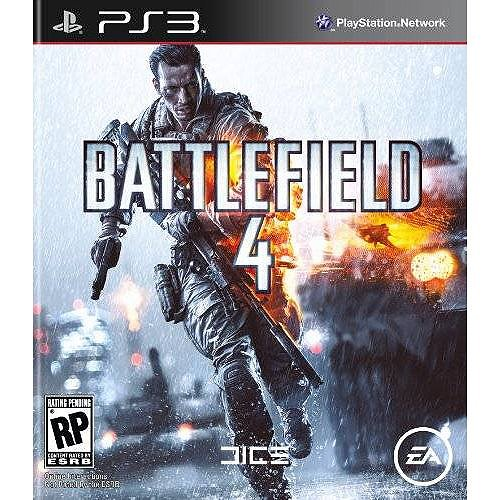 Battlefield 4 For PlayStation 3 PS3 With Manual and Case