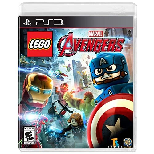 Lego Marvel's Avengers PS3 For PlayStation 3