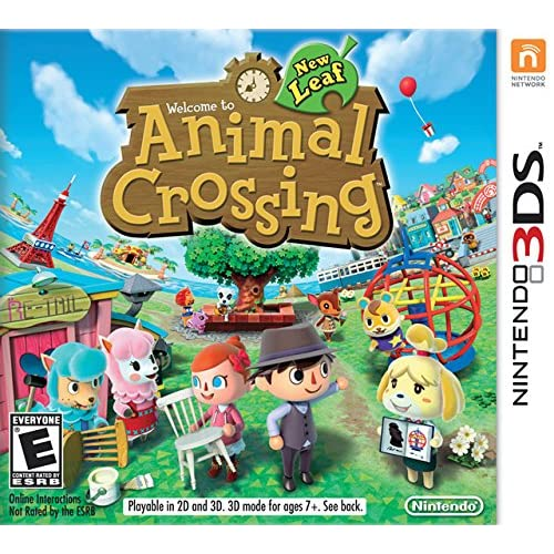 Animal Crossing: New Leaf For 3DS