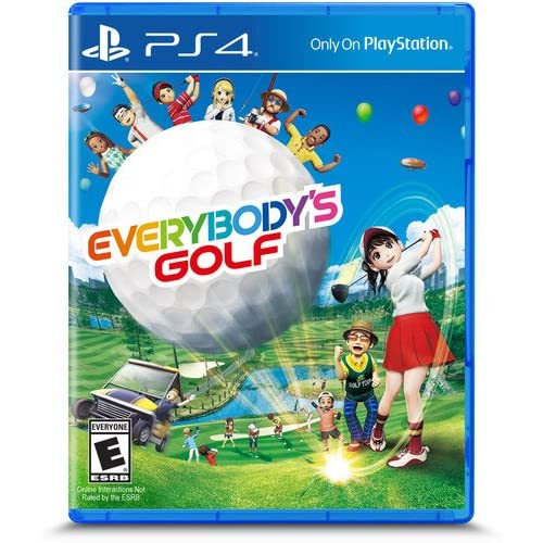Image 0 of Everybody's Golf For PlayStation 4 PS4