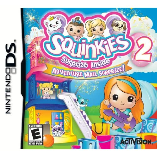 Image 0 of Squinkies 2 For Nintendo DS DSi 3DS 2DS