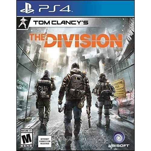 Image 0 of Tom Clancy's The Division For PlayStation 4 PS4 Shooter