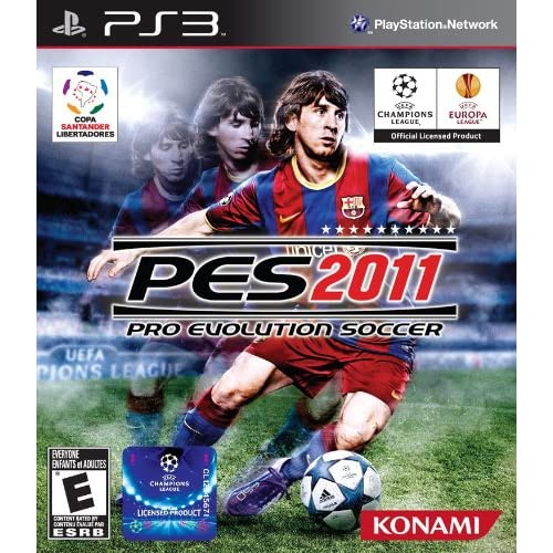 Image 0 of Pro Evolution Soccer 2011 For PlayStation 3 PS3