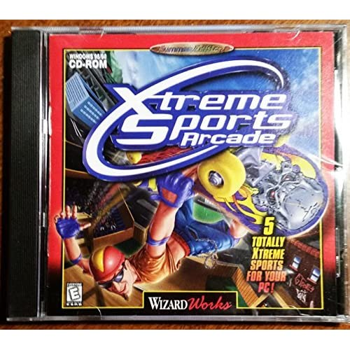 Image 0 of Xtreme Sports Arcade 5 Totally Xtreme Sports For Your PC Software