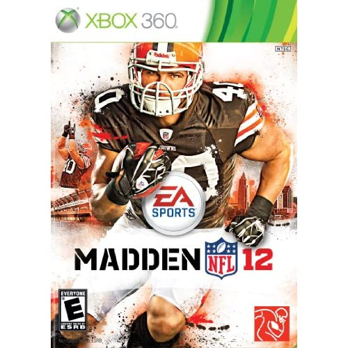 Madden NFL 12 For Xbox 360 Football