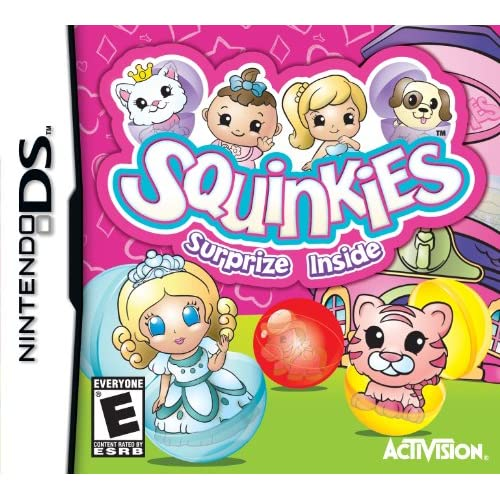 Image 0 of Squinkies For Nintendo DS DSi 3DS