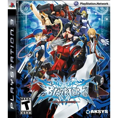 Image 0 of Blazblue: Calamity Trigger Standard Edition For PlayStation 3 PS3 Fighting