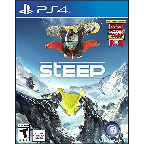 Image 0 of Steep Standard Edition For PlayStation 4 PS4