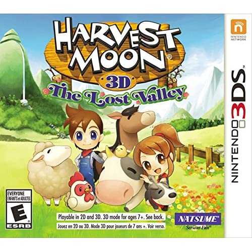 Harvest Moon: The Lost Valley Nintendo For 3DS