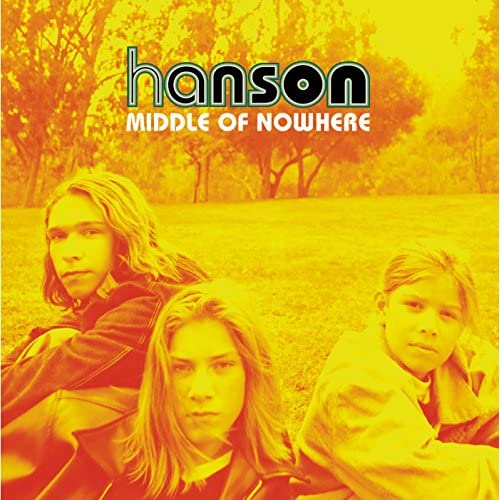 Middle Of Nowhere By Hanson Performer On Audio CD Album 1997