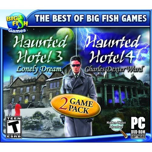 Image 0 of Haunted Hotel: Lonely Dream / Charles Dexter Ward PC Software