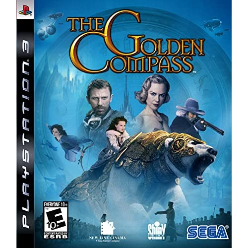Image 0 of The Golden Compass For PlayStation 3 PS3