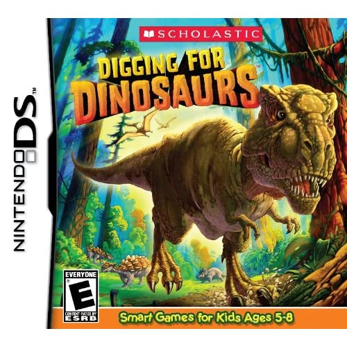 Image 0 of Digging For Dinosaurs For Nintendo DS DSi 3DS 2DS