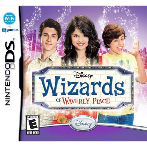 Image 0 of Wizards Of Waverly Place For Nintendo DS DSi 3DS 2DS Disney