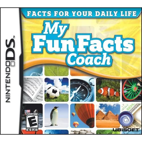Image 0 of My Fun Facts Coach For Nintendo DS DSi 3DS 2DS