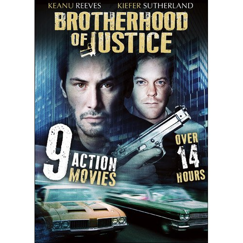Image 0 of 9-FILM Action On DVD With Keanu Reeves