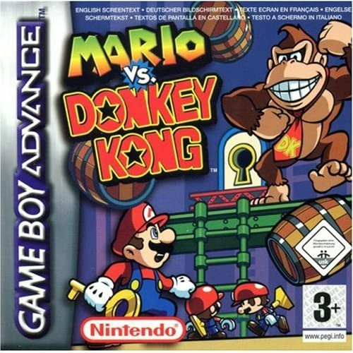 Image 0 of Mario Vs Donkey Kong For GBA Gameboy Advance