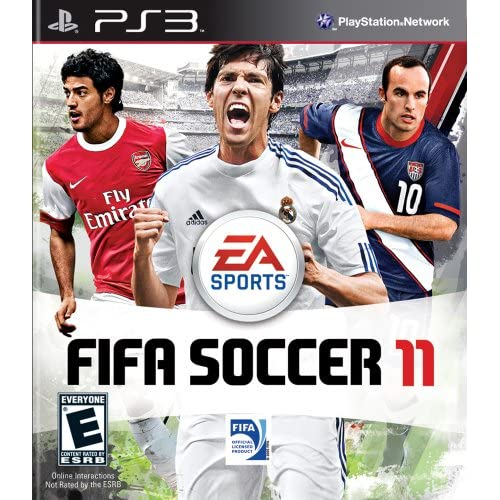 Image 0 of FIFA Soccer 11 For PlayStation 3 PS3