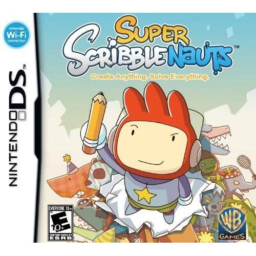 Image 0 of Super Scribblenauts For Nintendo DS DSi 3DS 2DS