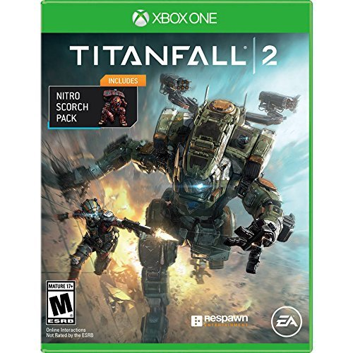 Image 0 of Titanfall 2 Xbox One With Bonus Nitro Scorch Pack For Xbox One
