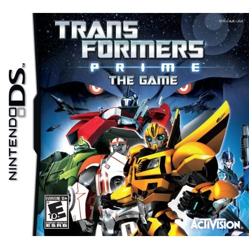 Image 0 of Transformers Prime: The Game For Nintendo DS DSi 3DS 2DS