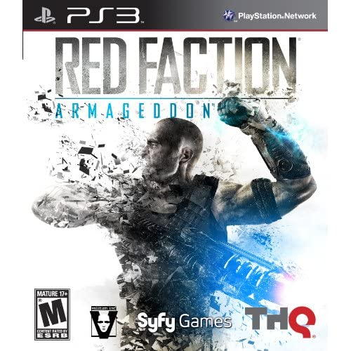 Red Faction Armageddon For PlayStation 3 PS3