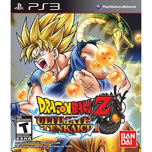 Dragon Ball Z: Ultimate Tenkaichi For PlayStation 3 PS3 Fighting