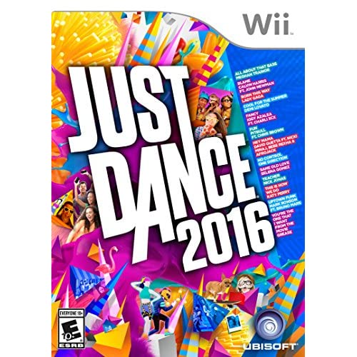 Image 0 of Just Dance 2016 For Wii And Wii U