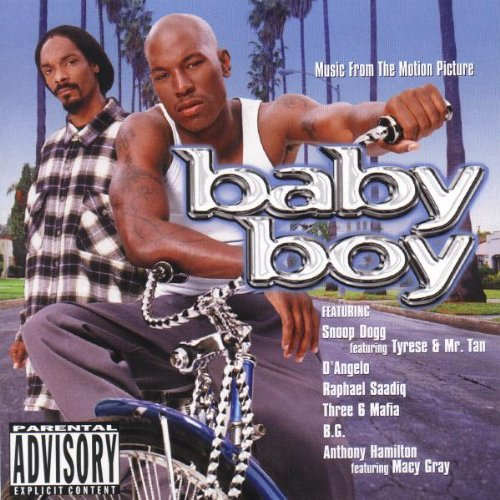 Image 0 of Baby Boy By David Arnold Composer On Audio CD Album 2001