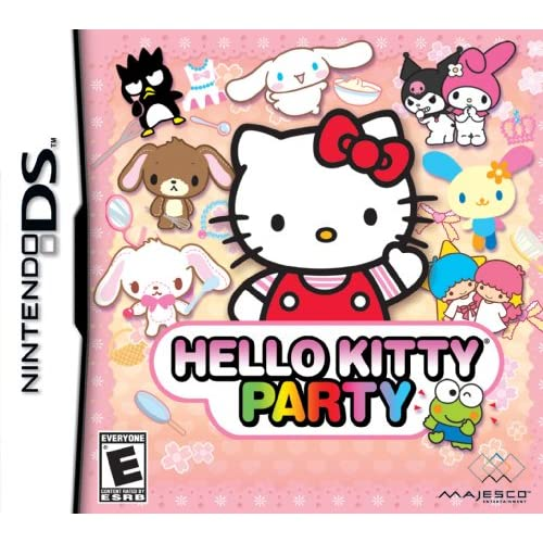 Image 0 of Hello Kitty Party For DS Simulation