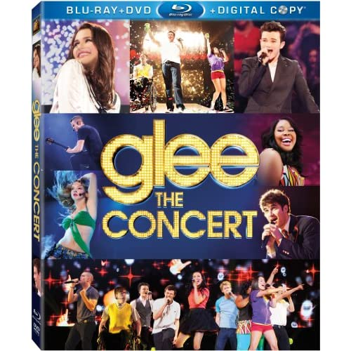Image 0 of Glee: The Concert Movie Blu-Ray/dvd On Blu-Ray With Dianna Agron Music And Conce