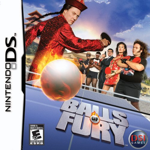 Image 0 of Balls Of Fury For Nintendo DS DSi 3DS 2DS