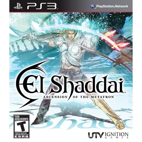 El Shaddai: Ascension Of The Metatron For PlayStation 3 PS3
