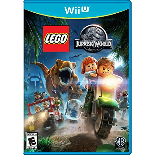 Lego Jurassic World For Wii U