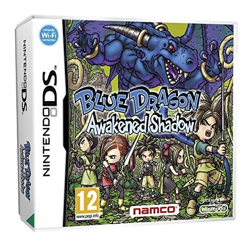 Image 0 of Namco Blue Dragon Awakened Shadow For DS