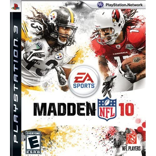 Madden NFL 10 PS3 Football For PlayStation 3